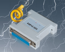 ASPXR Series signal surge protective device